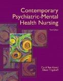 Contemporary Psychiatric-Mental Health Nursing (3rd Edition)