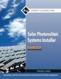 Solar Photovoltaic Systems Installer Trainee Guide