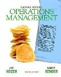 Opreations Management Flexible Version with Lecture Guide & Activities Manual Package (10th ...