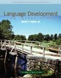 Language Development: An Introduction (8th Edition) (Allyn & Bacon Communication Sciences an...