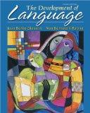 The Development of Language (8th Edition) (The Allyn & Bacon Communication Sciences and Diso...