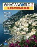 What a World Listening 2: Amazing Stories from Around the Globe (Student Book and Classroom ...