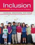 Inclusion : Effective Practice for All Students