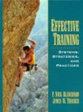 Effective Training Systems, Strategies, and Practices