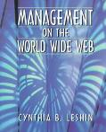 Management on the World Wide Web