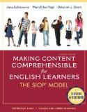 Making Content Comprehensible for English Learners: The SIOP Model (4th Edition) (SIOP Series)