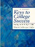 Keys to College Success Reading and Study Improvement
