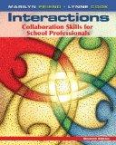 Interactions: Collaboration Skills for School Professionals (7th