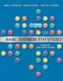 BASIC BUSINESS STATISTICS&MSL PETXT SAC PKG (12th Edition)