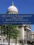 Financial Management for Public Health &