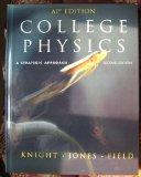 College Physics A Strategic Approach