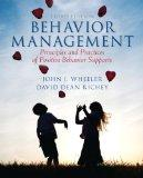 Behavior Management: Principles and Practices of Positive Behavior Supports Loose Leaf Versi...