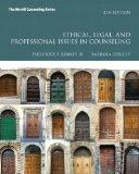 Ethical, Legal, and Professional Issues in Counseling (4th Edition) (New 2013 Counseling Tit...