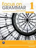 Focus on Grammar Level 1 Student Book w/MYLAB & Workbook Pack (3rd Edition)