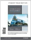 Operations Management, Student Value Edition (11th Edition)