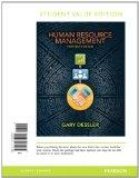 Human Resource Management, Student Value Edition (13th Edition)