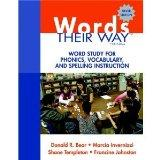 WORDS THEIR WAY 10 PK (5th Edition)