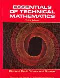 Essentials of Technical Mathematics