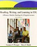 Reading, Writing, and Learning in ESL: A Resource Book, and NEW MyEducationLab (6th Edition)