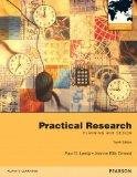 Practical Research: Planning and Design. Paul D. Leedy, Jeanne Ellis Ormrod