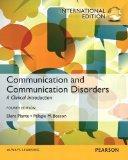 Communication and Communication Disorde