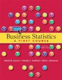 Business Statistics Plus MyStatLab with Pearson EText