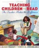 Teaching Children to Read : The Teacher Makes the Difference Pl