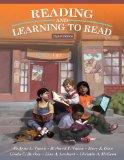 Reading and Learning to Read Plus MyEducationLab with Pearson EText