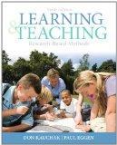 Learning and Teaching : Research-Based Methods Plus MyEducationLab with Pearson EText