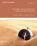 Counseling Strategies and Interventions Plus MyCounselingLab with Pearson EText