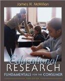 Educational Research: Fundamentals for the Consumer Plus MyEducationLab with Pearson eText -...