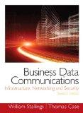 Business Data Communications (and Security)