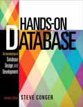 Hands-On Database : An Introduction to Database Design and Development