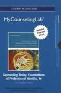 Counseling Today : Foundations of Professional Identity