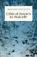Ethical Issues in Suicide