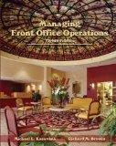 Managing Front Office Operations with Answer Sheet (AHLEI) (8th Edition)