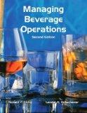 Managing Beverage Operations with Answer Sheet (EI) (2nd Edition) (Educational Institute Books)