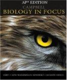 Campbell Biology in Focus, AP Edition with Student Media CD