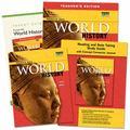 WORLD HISTORY 2011 HOMESCHOOL BUNDLE