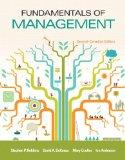 Fundamentals of Management, Seventh Canadian Edition Plus MyManagementLab with Pearson eText...
