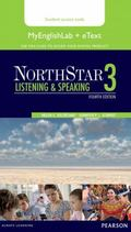 NorthStar Listening and Speaking 3 eText with MyEnglishLab