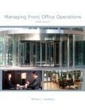 Managing Front Office Operations with Answer Sheet (EI) (9th Edition)