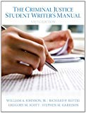 The Criminal Justice Student Writer's Manual (6th Edition)
