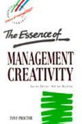 Essence of Management Creativity