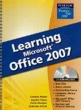 Learning Microsoft Office 2007 (Prentice Hall DDC)