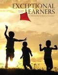 Exceptional Learners: An Introduction to Special Education, Enhanced Pearson eText -- Access...