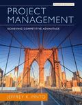 Project Management : Achieving Competitive Advantage