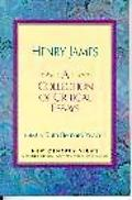 Henry James A Collection of Critical Essays