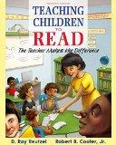 Teaching Children to Read: The Teacher Makes the Difference, Enhanced Pearson eText -- Acces...