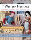 The Western Heritage: Since 1300 Plus NEW MyHistoryLab with eText -- Access Card Package (11...